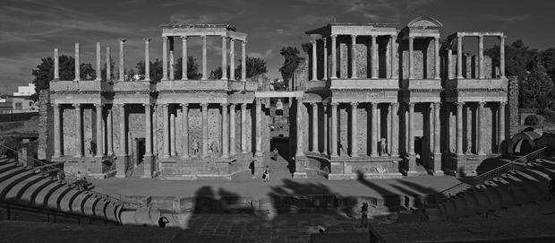 Los clásicos sí que sabían de ingeniería aplicada al teatro